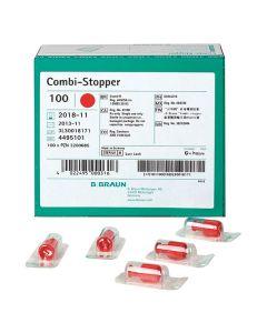 Combi-Stopper Verschlusskonus, rot, 100 Stück