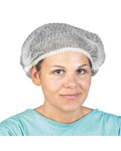 Einmal Universal Schutzhaube Clip Cap, weiß, 100 Stück