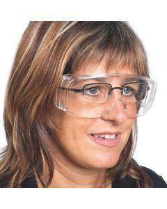 Mediware Universal Schutzbrille / Überbrille, 1 Stück