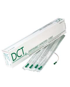 DCT Tiemann Katheter verschiedene Größen mit Trichteransatz steril