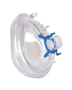 ResQ Breezer Beatmungsmaske mit Luftwulst und Ventil