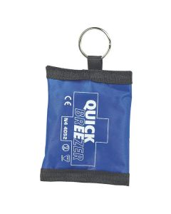 Beatmungsfolie Quick-Breezer im Soft-Case
