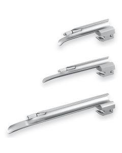 ResQ-Blade Warmlicht Laryngoskop Spatel, Miller, verschiedene Größen