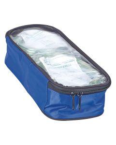 Lifebox Retainer Modultasche L, blau, leer