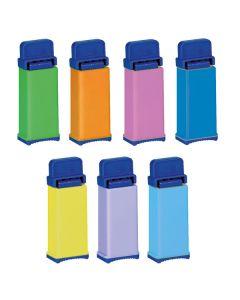 Sterilance Press II Sicherheitslanzette, 21 G, 1,8mm, blau