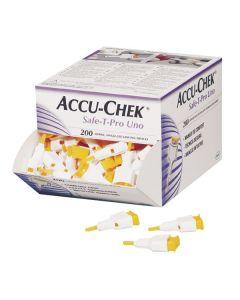 Accu-Chek® Safe T-Pro Uno Stechhilfe