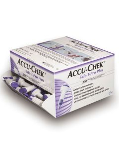 Accu-Chek® Safe T-Pro Plus Stechhilfe