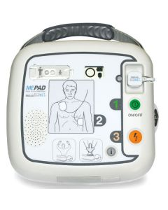 Defibrillator ME-Pad, halbautomatisch