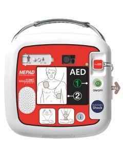 Defibrillator ME-Pad, Vollautomatisch