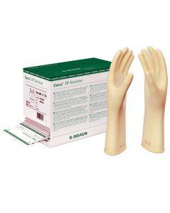 Vasco® OP Sensitive Latex OP-Handschuhe, puderfrei, 40 Paar, verschiedene Größen