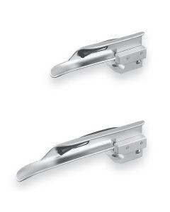 ResQ-Blade Einweg LED Laryngoskop Spatel, Miller, verschiedene Größen