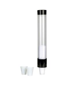 Becherspender für Universalbecher 150 und 200 ml