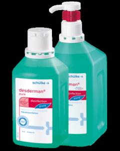 Desderman® pure Händedesinfektionsmittel, verschiedene Größen