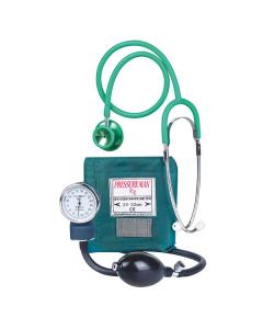 Blutdruckmessgerät Pressure Man ll mit Stethoskop, verschiedene Farben
