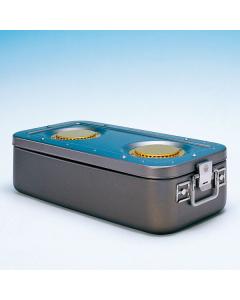 Autoclav-Container Exquisit 460 x 300 x 260 mm
