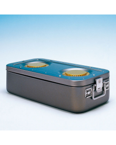 Autoclav-Container Exquisit 460 x 300 x 210 mm