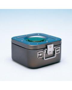 Autoclav-Container Exquisit 300 x 300 x 135 mm