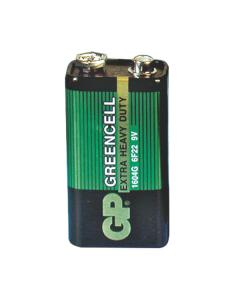 Batterie Greencell Block 9 V , 1 Stück