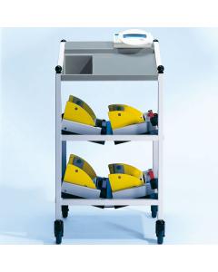 Bett- & Dialysewaage Seca 985 mit Gerätewagen