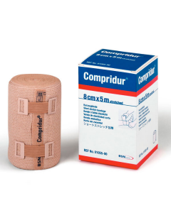 Kompressionsbinde Compridur Kombi 1 x 8 cm x 5 m und 1 x 10 cm x 5 m