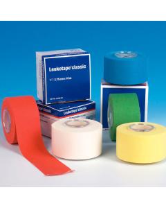 Leukotape Classic in Faltschachtel, verschiedene Farben ,3,75 cm x 10 m, 5 Stück