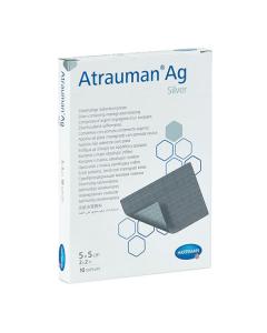 Salbenkompresse Atrauman AG silberhaltig, verschiedene Größen, 10 Stück