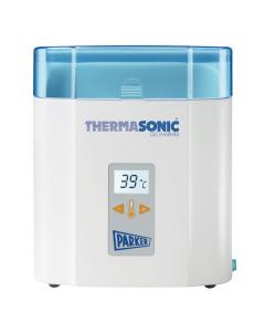 Gelwärmer Thermasonic mit LCD-Anzeige für 3 Dosierflasche