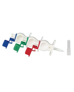 Entnahme- / Zuspritzkanüle Extra-Spike Plus mit Filter steril, blau, 25 Stück