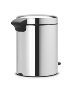 Treteimer Newlcon mit Kunststoffeinsatz, 5 Liter, verschiedene Farben