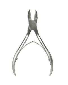 Kräftige Nagelzange mit Blattfeder, 13cm