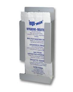 Ingo-Man Hygienebeutel Spender aus Aluminium