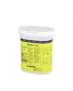 Medibox® Abfallbehälter, 0,7 Liter