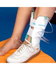Fußgelenkschiene Aircast Original, links, verschiedene Größen