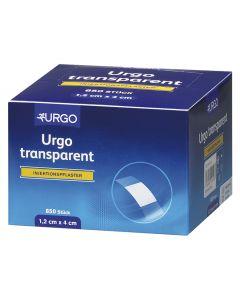 Urgo transparent Injektionspflaster 1,2 cm cm x 4 cm, 850 Stück