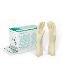 Vasco® OP Grip Latex OP-Handschuhe, puderfrei, 40 Paar, verschiedene Größen