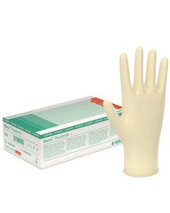 Vasco® Powdered Latex Untersuchungs-Handschuhe, gepudert, 100 Stück, verschiedene Größen
